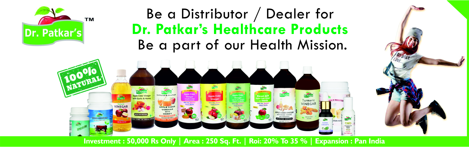 Dealers and Distributors Franchise, Distributor Franchise
