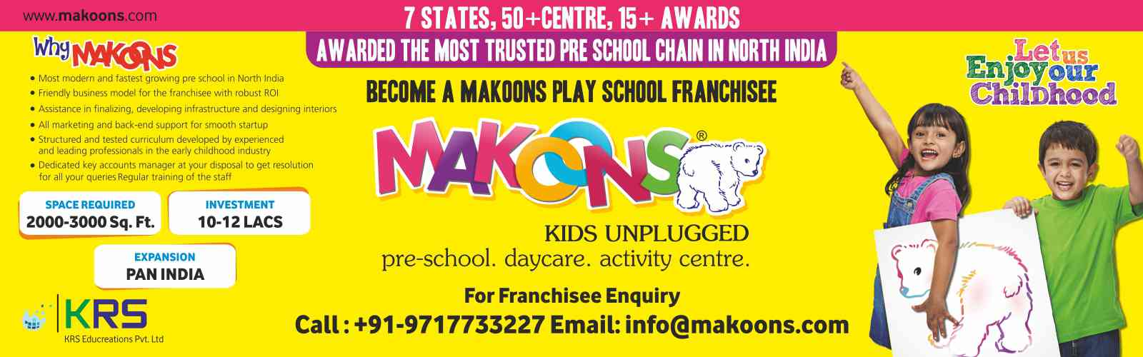 admin/photos/Makoons ( India's Leading Play School Chain )