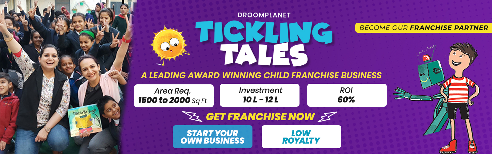 admin/photos/Tickling Tales ( A Leading Award Winning Child Education Franchise Business )