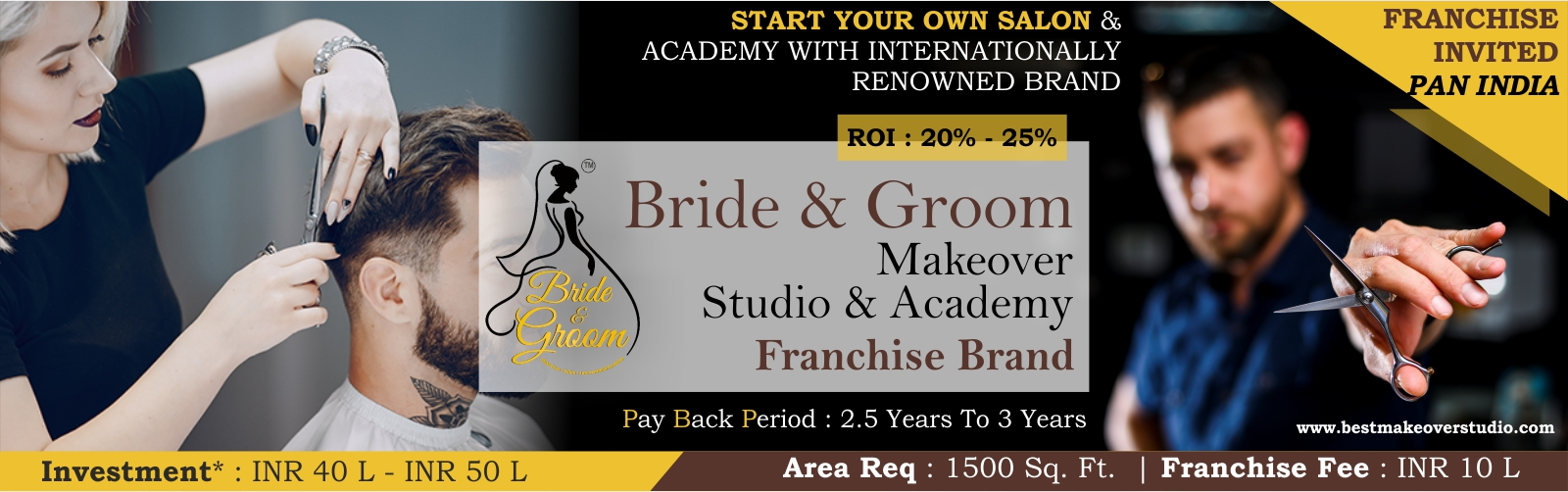 admin/photos/Bride & Groom Makeover Studio & Academy