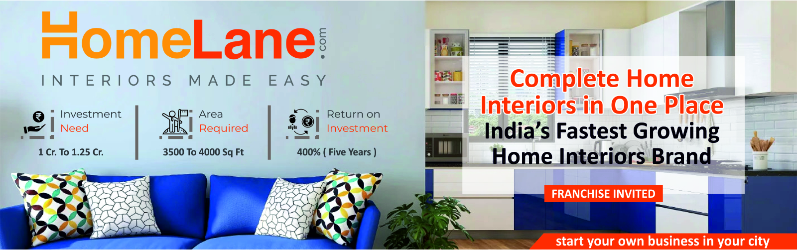admin/photos/Home Lane (  India's Fastest Growing Home Interiors Brand  )