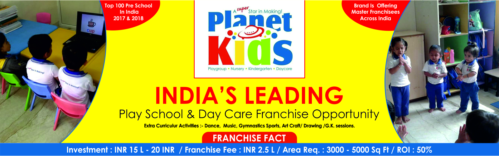 admin/photos/Planet Kids Play School & Daycare  ( Growing Play School Brand )