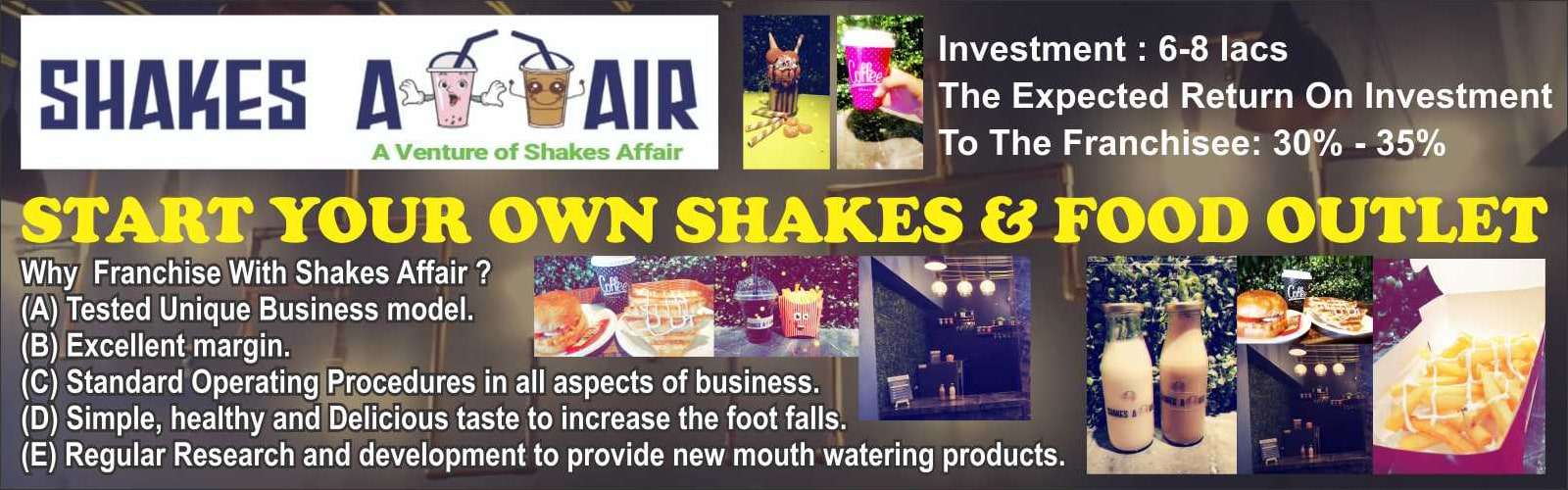 admin/photos/Shakes Affair ( Growing Shakes & Food Brand )