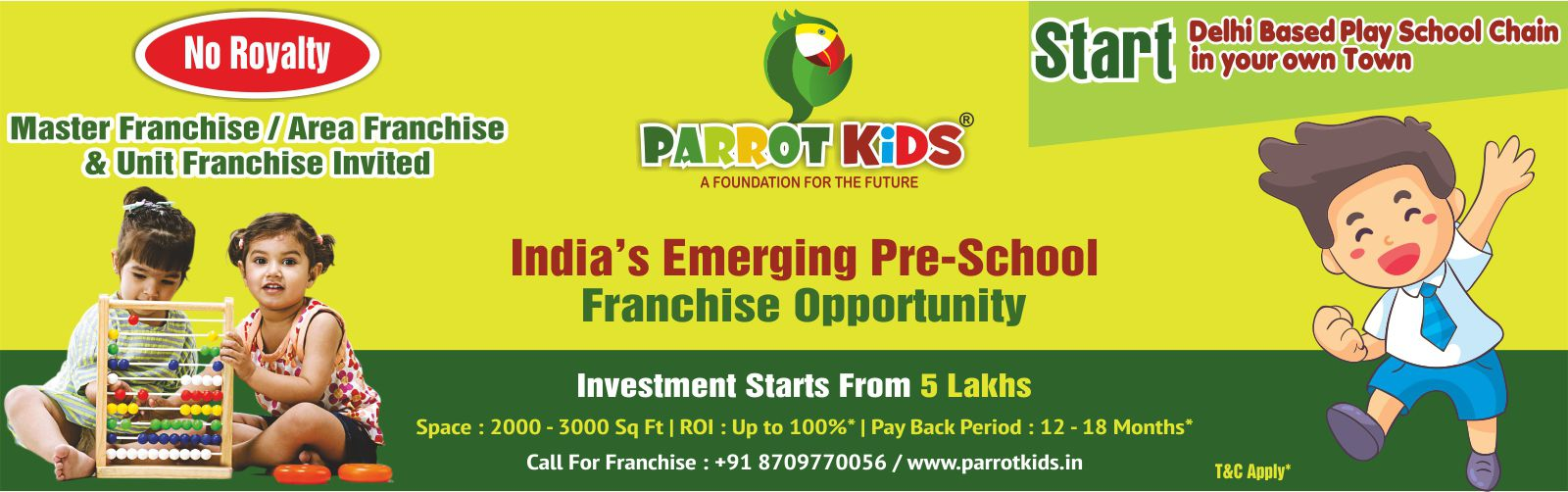 admin/uploads/brand_registration/Parrot Kids ( India's Emerging Pre School Chain )