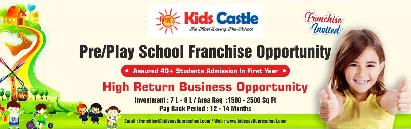 admin/uploads/brand_registration/Kids Castle Preschool ( The Most Loving Pre-School )