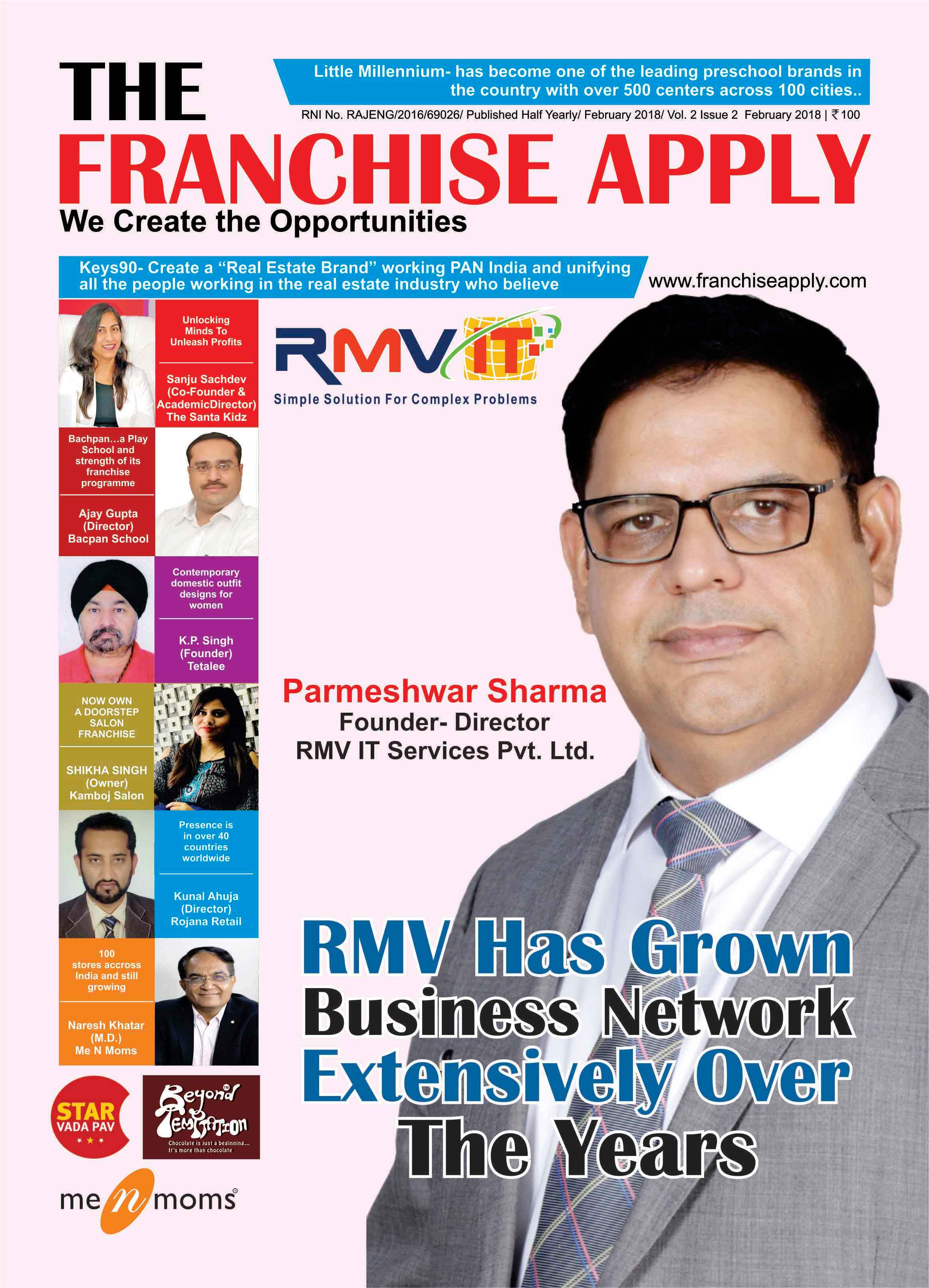 Franchise Business magazine