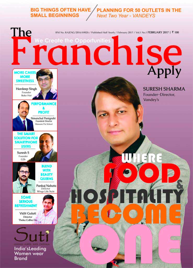 Franchise Opportunity Magazine